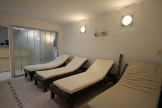 Sala de relax Spa Pinamar